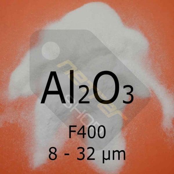 Al2O3 Mikronize Beyaz Alüminyum Oksit F400