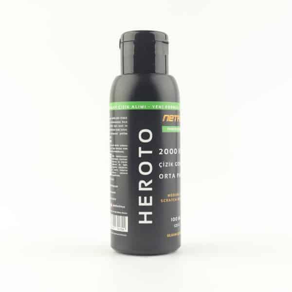 Netfer Heroto 2000 zımpara far çizik giderici