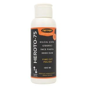Netfer Heroto-75 İnce Pasta Kılcal Çizik Giderici – 100 ML