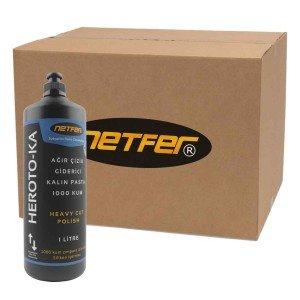 Netfer Heroto-KA Derin Çizik Giderici Pasta – 12×1 LT