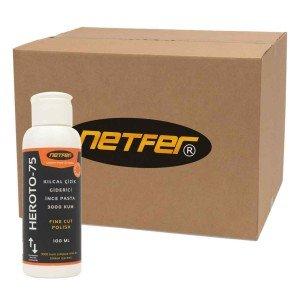 Netfer Heroto-75 Oto İnce Pasta – Koli – 30×100 ML