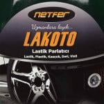 Netfer Lakoto Konsantre Lastik Parlatıcı ve Koruyucu – 4 LT
