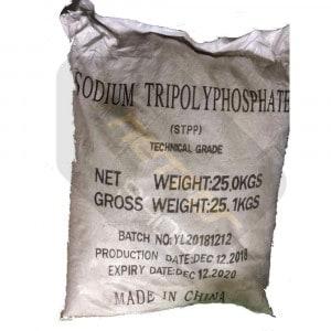 Sodyum Tripolifosfat STPP – 25 KG