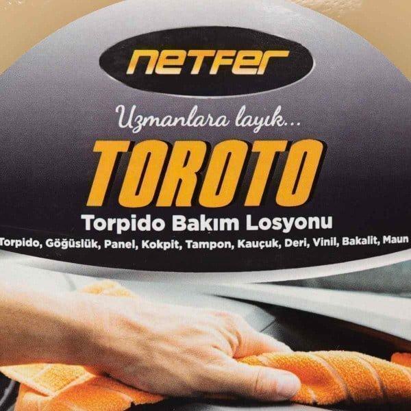 Netfer Toroto Torpido Sütü Losyonu