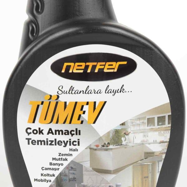 Netfer Tümev Ev Detay Temizleyici Leke Çıkarıcı
