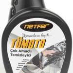 Netfer Tümoto Çok Amaçlı Detay Oto Temizleyici ve Leke Çıkarıcı – 750 ML